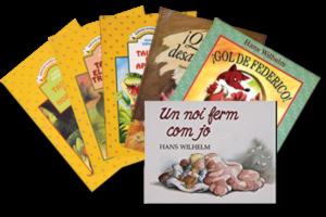 Детские книги на испанском языке
