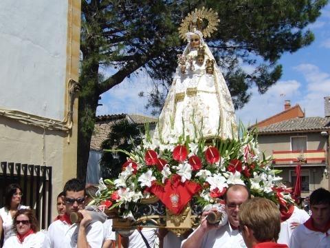 e-spanish.ru Праздник Святой Анны в Севилье