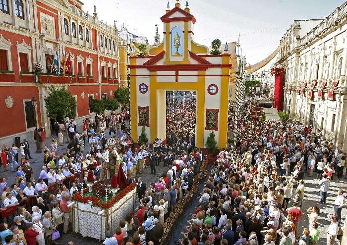 e-spanish Corpus Christi Spain