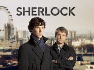 Sherlock сериалы на испанском языке с субтитрами